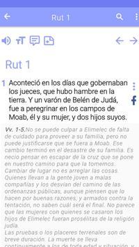 Biblia de estudio screenshot 5