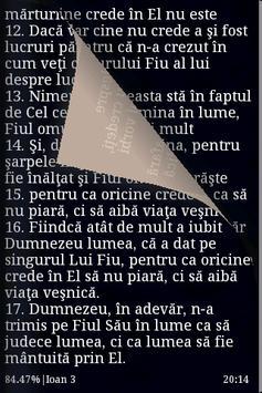 Biblia Cornilescu 截图 3