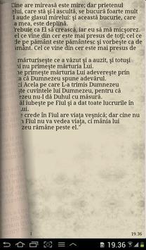 Biblia Cornilescu 截图 15