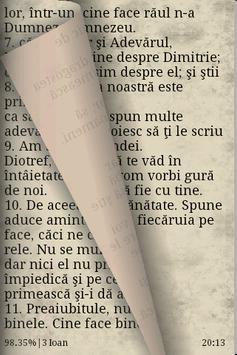Biblia Cornilescu 截图 2