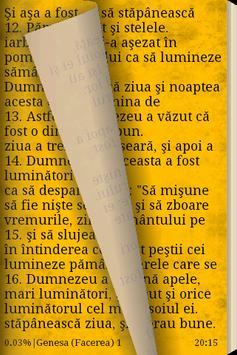 Biblia Cornilescu 截图 4