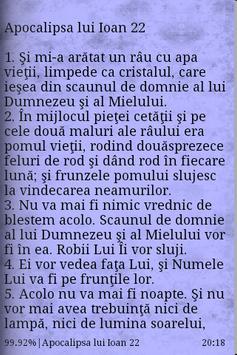 Biblia Cornilescu 截图 6