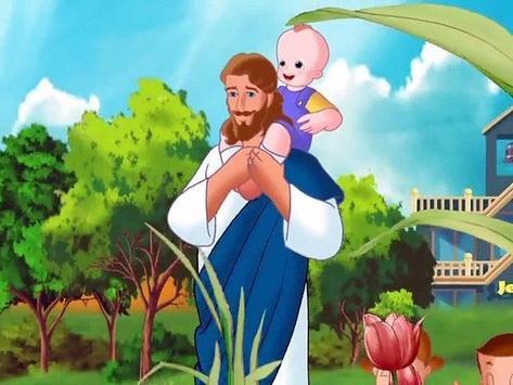 Biblia infantil historias cristianas screenshot 1