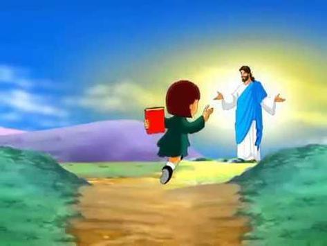 Biblia infantil historias cristianas screenshot 3