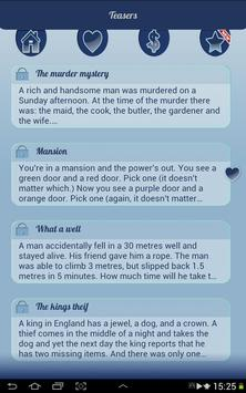 Riddles, Brain Teasers, Logic screenshot 3