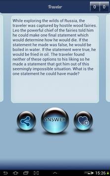 Riddles, Brain Teasers, Logic screenshot 4