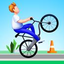 Bike Hop: Be a Crazy BMX Rider! APK