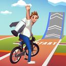 Bike Hop: 3D Гонки, покори бездорожье! APK