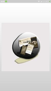 Bikin aplikasi poster