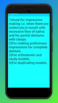 Alginate Impression screenshot 2