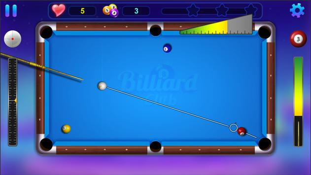 Billiards Club syot layar 3