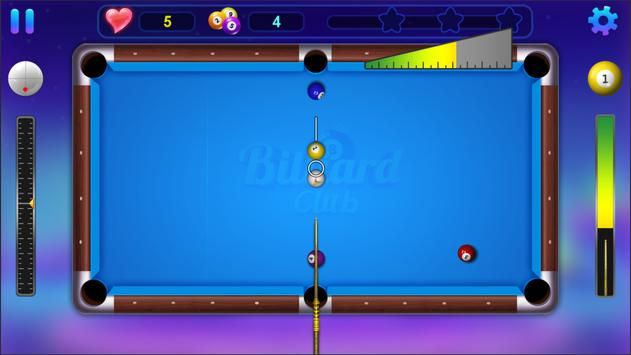 Billiards Club syot layar 5