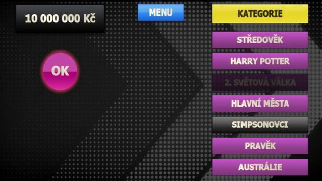 Vysoká Hra - Kviz screenshot 1