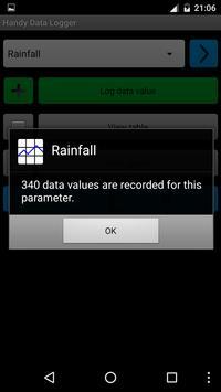 Handy Daily Data Logger syot layar 5