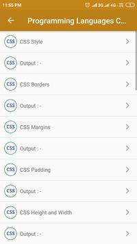 Programming Languages Codes screenshot 1
