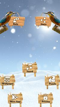 Bird sound and puzzle screenshot 2