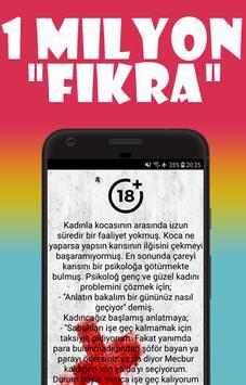 1 Milyon +18 Komik Fıkra screenshot 4