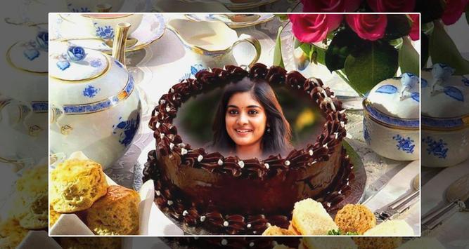 Name Photo on Birthday Cake screenshot 4