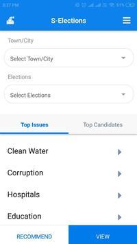 S-Elections screenshot 3