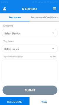 S-Elections screenshot 1