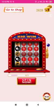 Spin To Buy- Online Shopping With Wallets Coins poster