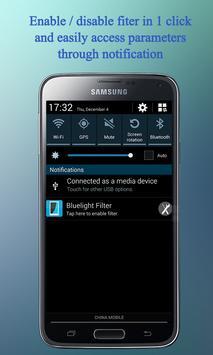 Bluelight Filter for Eye Care screenshot 5