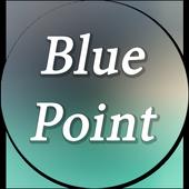 Blue Point - Auto Clicker (NO ROOT) иконка