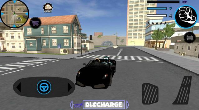 Neon Iron Stickman screenshot 3