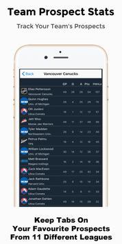 NHL RankKing تصوير الشاشة 1