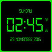 LED Digital Clock LiveWP icon