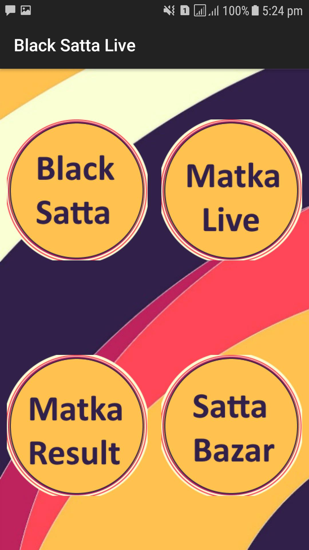 Black Satta Results (Satta Matka) Live for Android - APK Download
