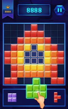 ブロック数独パズルゲーム無料  〜 クラシックな無料脳トレパズル スクリーンショット 6