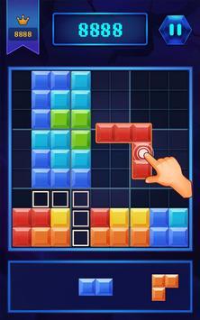 ブロック数独パズルゲーム無料  〜 クラシックな無料脳トレパズル スクリーンショット 7
