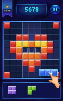 ブロック数独パズルゲーム無料  〜 クラシックな無料脳トレパズル スクリーンショット 2