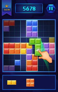 ブロック数独パズルゲーム無料  〜 クラシックな無料脳トレパズル スクリーンショット 3