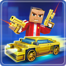 Block City Wars: Pixel Shooter with Battle Royale APK Android