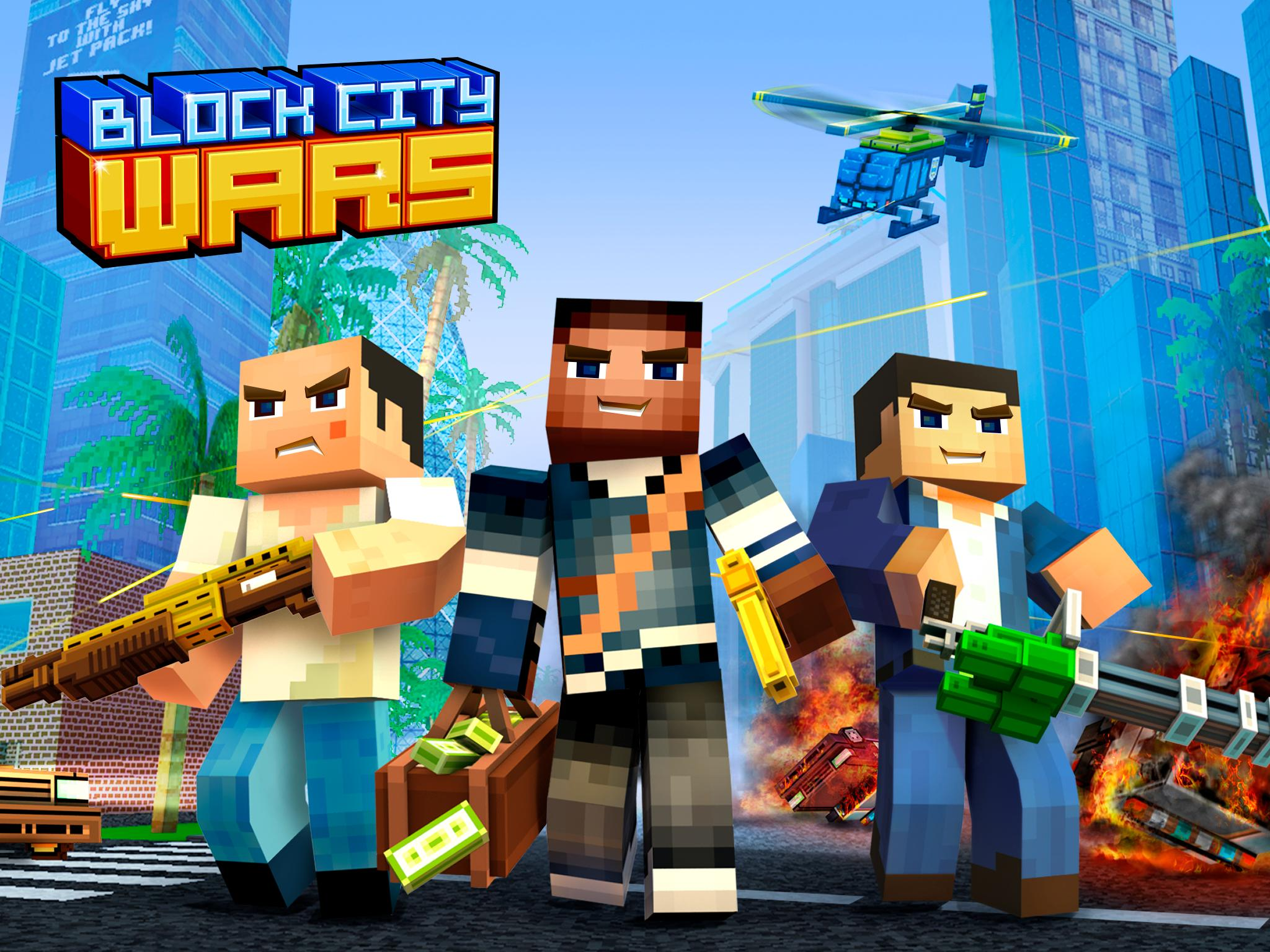 Block City Wars for Android - APK Download