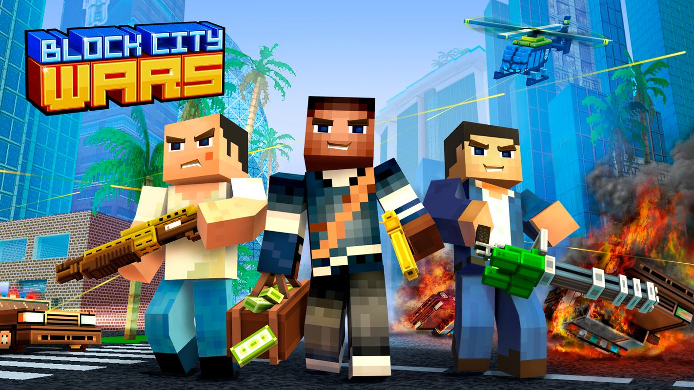 Block City Wars For Android Apk Download