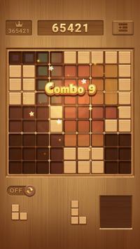 Block Sudoku Klasyczna darmowa układanka dla mózgu screenshot 1