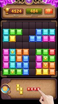 Block Puzzle Jewel الملصق