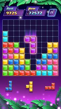 Block Puzzle Cartaz