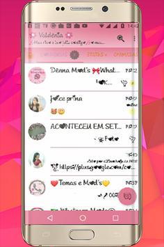 GB WA Pink Transparan Update screenshot 5