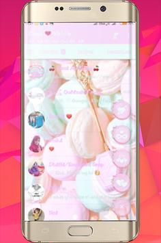 GB WA Pink Transparan Update screenshot 3
