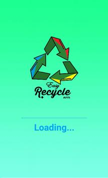 Easy Recycle poster