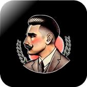 Mustache Barbearia & Escola icon