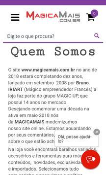 MAGICAMAIS - A Sua Loja de Mágicas screenshot 2