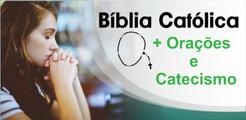 Bíblia Sagrada Católica com Palavra Diária Grátis