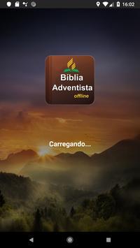 Bíblia Adventista poster