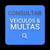 Consulta de Veiculos Pela Placa - Furto, Roubo icon