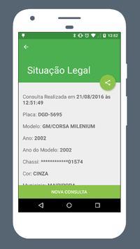 Consulta de Veiculos Pela Placa - Furto, Roubo screenshot 3